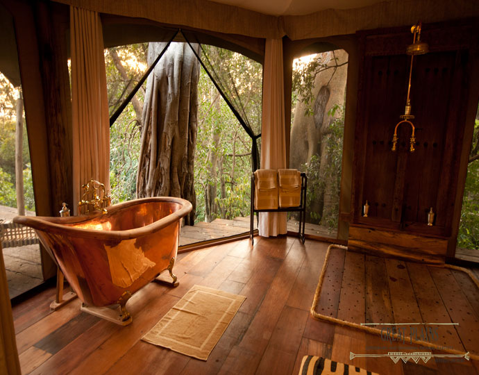 luxury tented camps kenya
