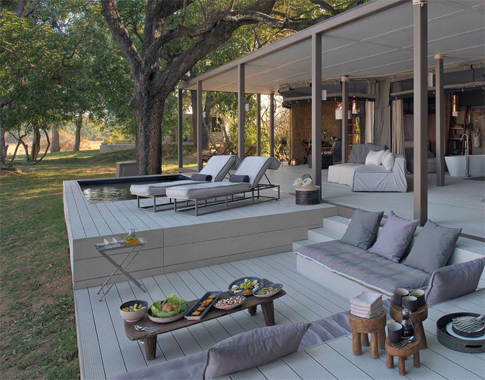 Top 5 Luxury Tented Camps The Luxury