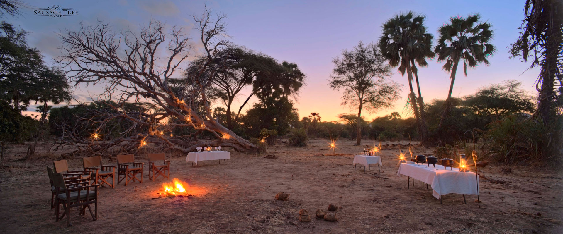 Sausage Tree Camp The Luxury Safari